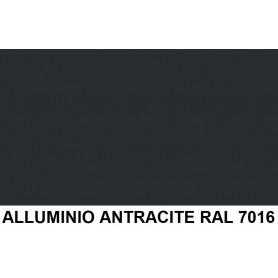 NASTRO ALLUMINIO PREV. RAL 7016 2F+PEL. SP.10/10