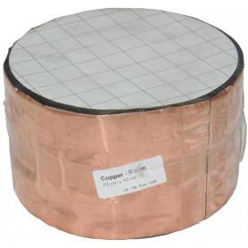 NASTRO BITUMINOSO C/LAMINA RAME cm10 x ML.10