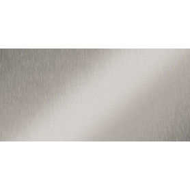 LASTRA ACCIAIO INOX SATINATO AISI 304 3000X1500X0,6