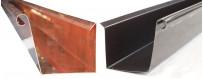Canale di Sezione Quadrata con Ricciolo