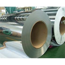 NASTRO ACCIAIO INOX AISI 316L BA SP 5/10 (LUCIDO)