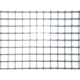 La rete zincata viene venduta al metro quadro. La misura dei rombi 12x12 cm