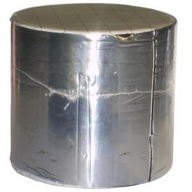 NASTRO BITUMINOSO C/LAMINA ALLUMINIO NATURALE CM15 X ML.10