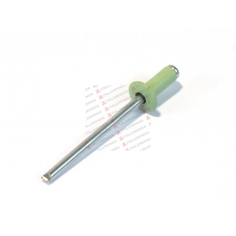 RIVETTI Alluminio Color VERDE PALLIDO RAL 6021 Ø4,0X9