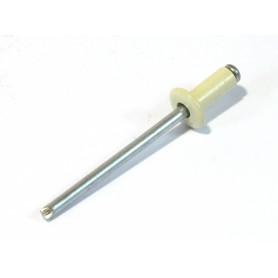 RIVETTI Alluminio Color BIANCO GRIGIO RAL 9002 Ø4,0X9