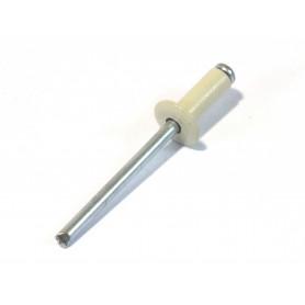 RIVETTI Alluminio Color BIANCO GRIGIO RAL 9002 Ø4,8X12
