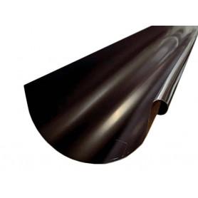 GRONDA SEMITONDA Sviluppo 20cm Lamiera Testa di Moro spess. 0,6mm da Metri 1,0