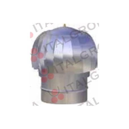 CAPPELLO TURBOSTAR INOX 316